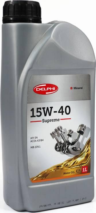 Delphi 2795877 - Моторное масло mavto.com.ua