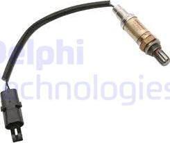 Delphi ES10003-12B1 - Лямбда-зонд, датчик кислорода mavto.com.ua