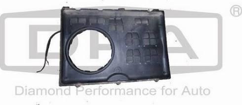 DPA 81210631402 - Вентилятор, охлаждение двигателя mavto.com.ua