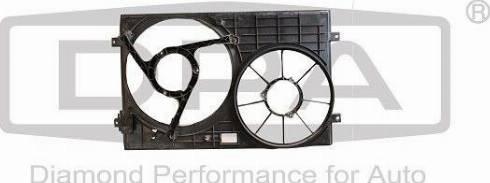 DPA 81210127202 - Вентилятор, охлаждение двигателя mavto.com.ua