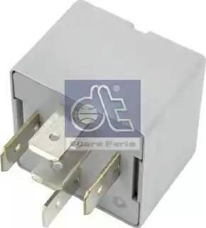 DT Spare Parts 6.81036 - Реле аварийной световой сигнализация mavto.com.ua
