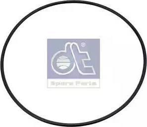 DT Spare Parts 1.10708 - Прокладка, гильза цилиндра mavto.com.ua