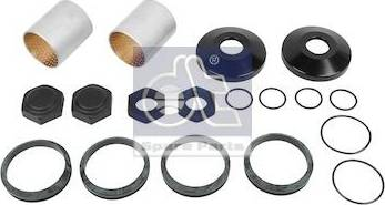 DT Spare Parts 1.31973 - Ремкомплект, направляющий, маятниковый рычаг mavto.com.ua