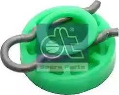 DT Spare Parts 1.22904 - Плавающая колодка, стеклоподъемник mavto.com.ua