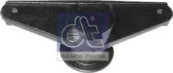 DT Spare Parts 1.22867 - Диск сцепления, фрикцион mavto.com.ua