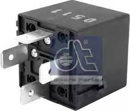 DT Spare Parts 3.33083 - Дополнительный резистор, система зажигания mavto.com.ua