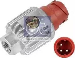 DT Spare Parts 3.70005 - Манометрический выключатель mavto.com.ua