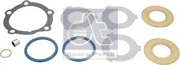 DT Spare Parts 2.93140 - Ремонтный комплект, Ретардер mavto.com.ua