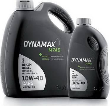 Dynamax 501997 - Моторное масло mavto.com.ua
