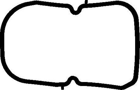 Elring 921.386 - Прокладка, масляный поддон автоматической коробки передач mavto.com.ua