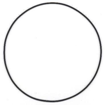 Elring 056.690 - Уплотнительное кольцо, гильза цилиндра mavto.com.ua