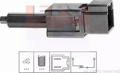 EPS 1.810.165 - Выключатель, привод сцепления (Tempomat) mavto.com.ua