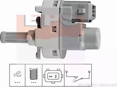 EPS 1.810.139 - Выключатель, привод сцепления (Tempomat) mavto.com.ua