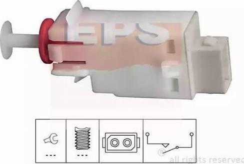 EPS 1.810.123 - Выключатель, привод сцепления (Tempomat) mavto.com.ua