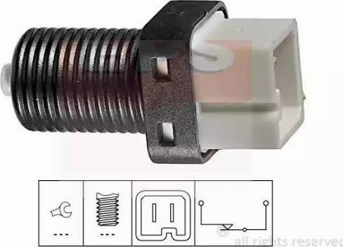 EPS 1.810.217 - Выключатель, привод сцепления (Tempomat) mavto.com.ua