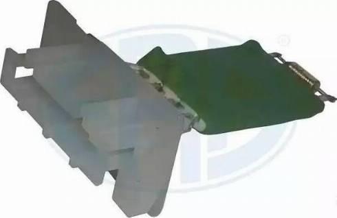 ERA 665019 - Сопротивление, реле, вентилятор салона mavto.com.ua