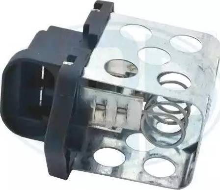 ERA 665072 - Дополнительный резистор, электромотор - вентилятор радиатора mavto.com.ua