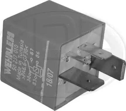 ERA 661132 - Блок управления, реле, система накаливания mavto.com.ua