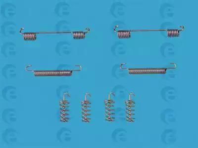 ERT 310020 - Комплектующие, стояночная тормозная система mavto.com.ua