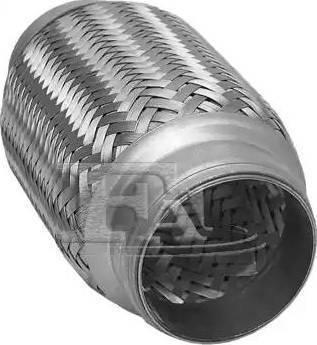 FA1 350-100 - Гофрированная труба, выхлопная система mavto.com.ua