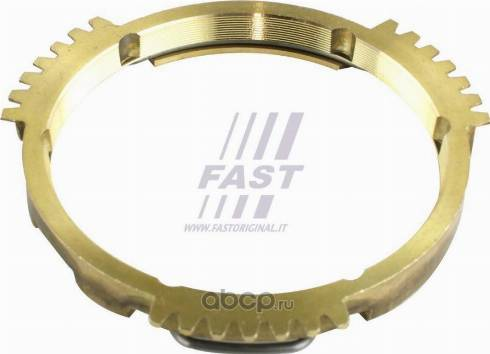 Fast FT62268 - Кольцо синхронизатора, ступенчатая коробка передач mavto.com.ua