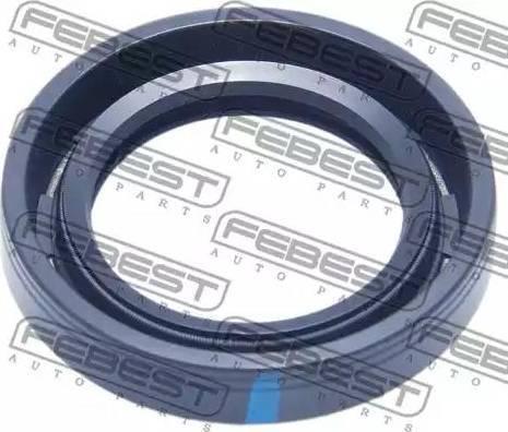 Febest 95GAY-30450808X - Уплотнительное кольцо вала, приводной вал mavto.com.ua