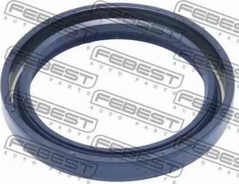 Febest 95GBY-48620808L - Уплотнительное кольцо вала, приводной вал mavto.com.ua