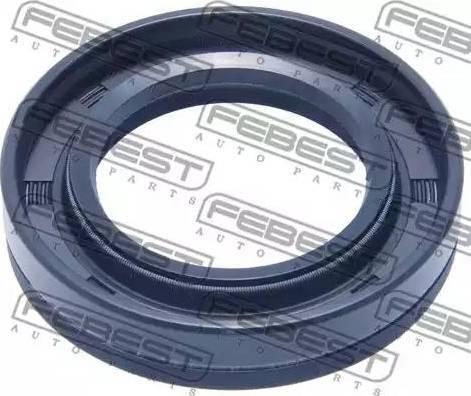 Febest 95HAY-35560711C - Уплотнительное кольцо вала, приводной вал mavto.com.ua