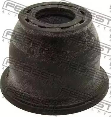 Febest HTRB-RB - Ремкомплект, наконечник поперечной рулевой тяги mavto.com.ua