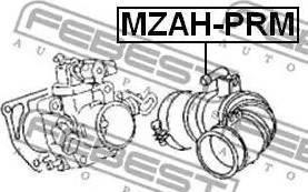 Febest MZAH-PRM - Трубопровод mavto.com.ua