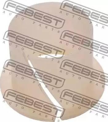 Febest NSB-059 - Втулка, рычаг поворотного кулака mavto.com.ua