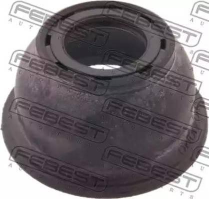 Febest NTRB-Y60 - Ремкомплект, наконечник поперечной рулевой тяги mavto.com.ua