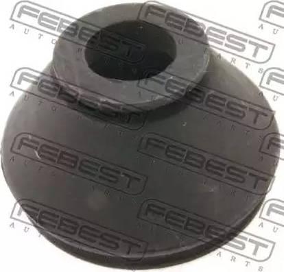 Febest TTB-002 - Ремкомплект, наконечник поперечной рулевой тяги mavto.com.ua