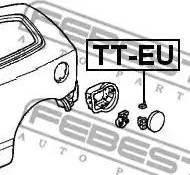 Febest TT-EU - Крышка, топливный бак mavto.com.ua
