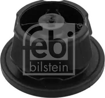 Febi Bilstein 40836 - Крепёжный элемент, кожух двигателя mavto.com.ua
