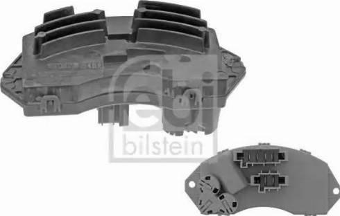 Febi Bilstein 43440 - Блок управления, отопление / вентиляция mavto.com.ua