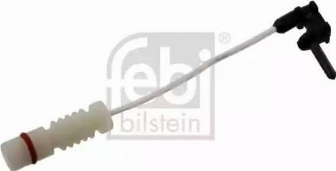 Febi Bilstein 01498 - Сигнализатор, износ тормозных колодок mavto.com.ua
