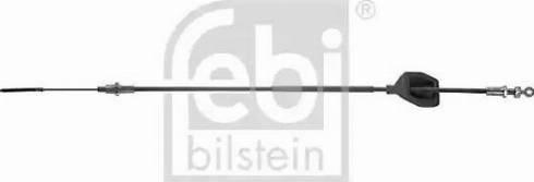 Febi Bilstein 08914 - Трос, автоматическая коробка передач mavto.com.ua