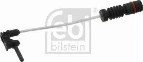 Febi Bilstein 03902 - Сигнализатор, износ тормозных колодок mavto.com.ua