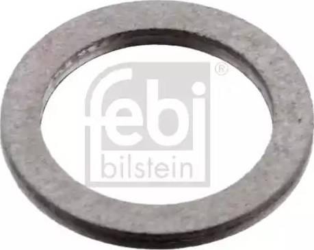 Febi Bilstein 07106 - Уплотнительное кольцо, резьбовая пробка маслосливного отверстия mavto.com.ua