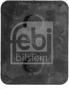 Febi Bilstein 07770 - Отбойник, демпфер амортизатора mavto.com.ua