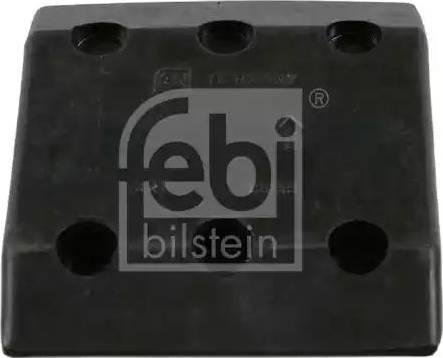 Febi Bilstein 10059 - Распорная шайба, прицепное оборудование mavto.com.ua