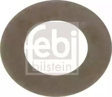 Febi Bilstein 31815 - Плоская шайба, ременный шкив - коленчатый вал mavto.com.ua