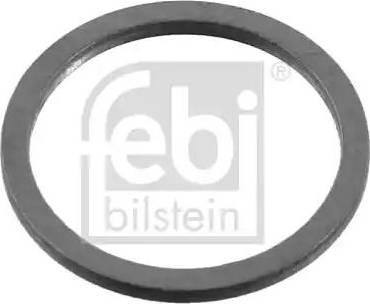 Febi Bilstein 31703 - Уплотнительное кольцо, резьбовая пробка маслосливного отверстия mavto.com.ua