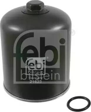 Febi Bilstein 21623 - Патрон осушителя воздуха, пневматическая система mavto.com.ua