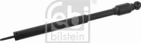 Febi Bilstein 27612 - Амортизатор рулевого управления mavto.com.ua