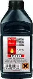 Ferodo FBC050 - Тормозная жидкость mavto.com.ua