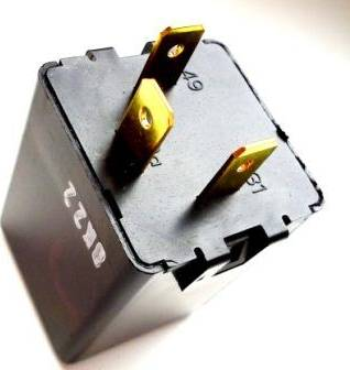 General Motors 96312545 - Реле аварийной световой сигнализация mavto.com.ua