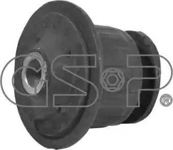 GSP 510177 - Подушка, подвеска двигателя mavto.com.ua