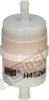 Hengst Filter H452WK - Воздушный фильтр, компрессор - подсос воздуха mavto.com.ua